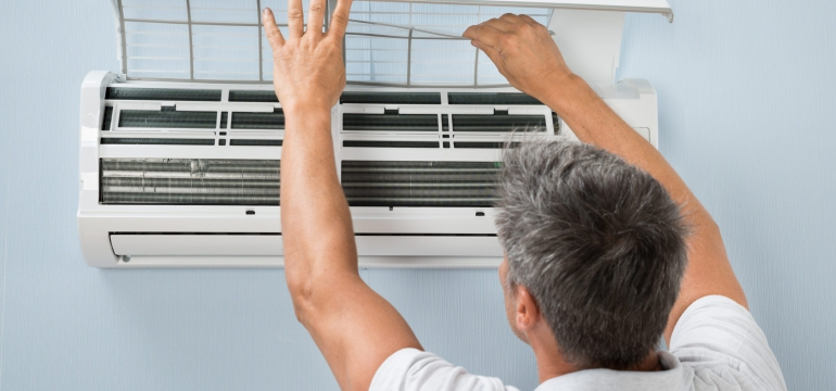 Air conditioning maintenance katoomba.