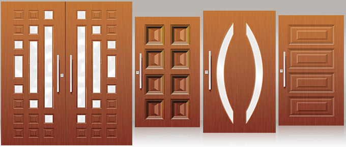 Single & Double Timber solid doors