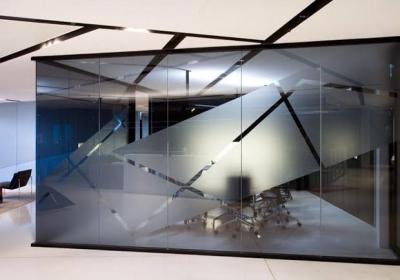 glass frosting Sydney
