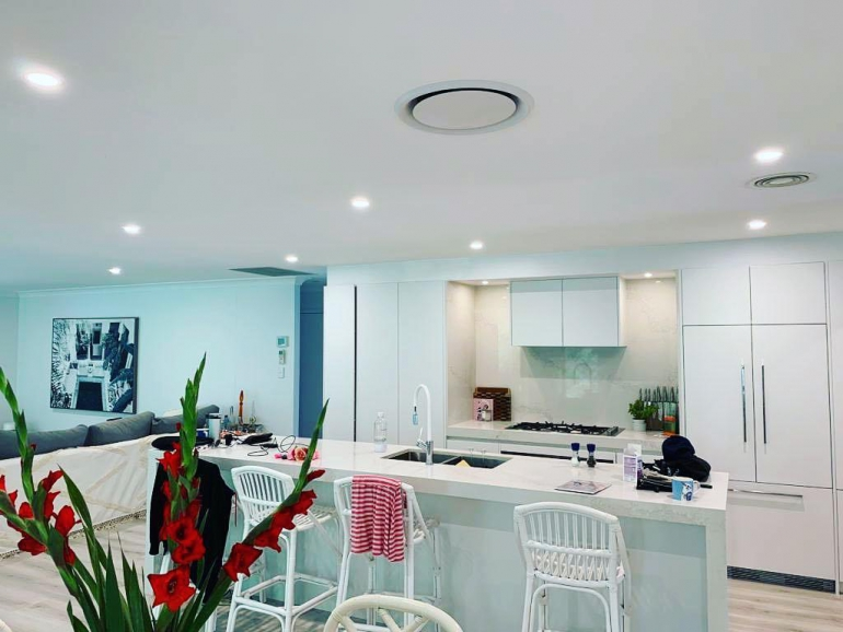 office plasterboard partitions northern beaches Sydney