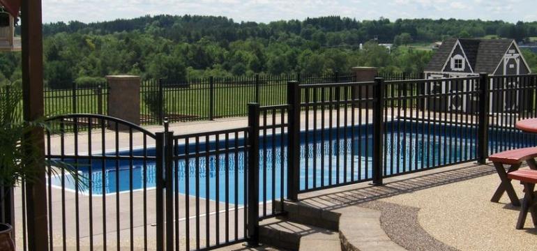 high quality pool fencing in sydney