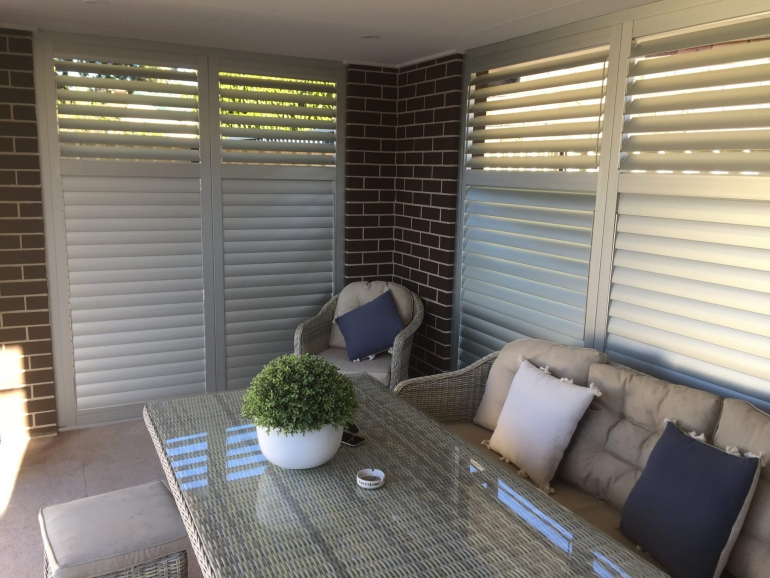 Plantation shutters by stuartblinds.