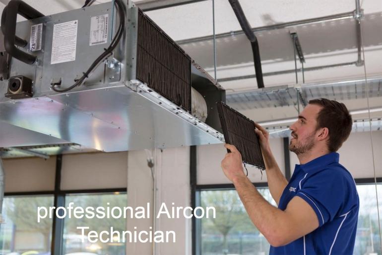 Professional Air Conditioning technicians in Parramatta