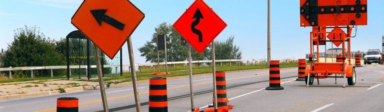 Traffic control management plan