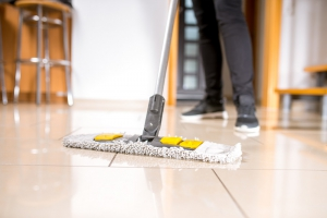 Cleaning service is a valuable aspect that can allow you to clean your floor for special events on time.