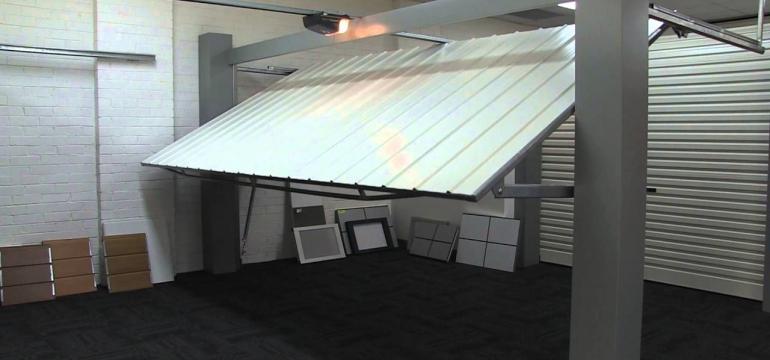 Quality Tilt Garage Door Opener Installation