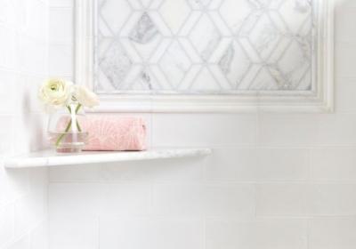 marble mosiac tiles