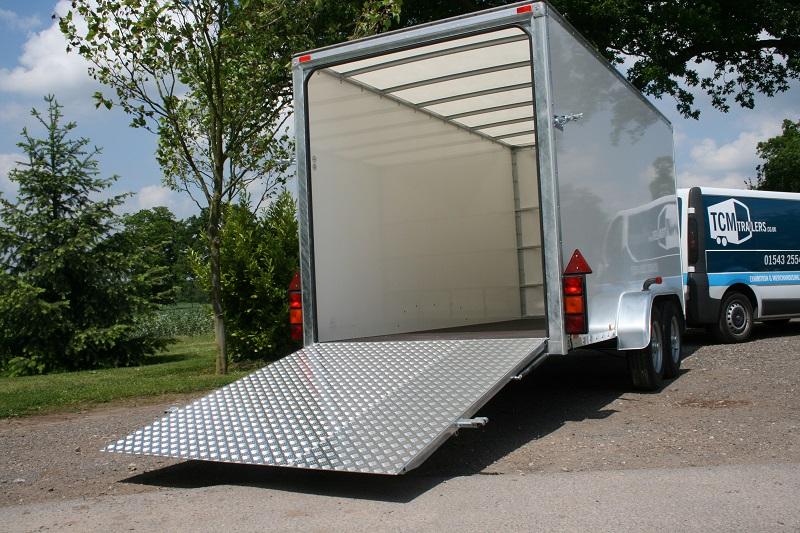 buy a box trailer in Sydney