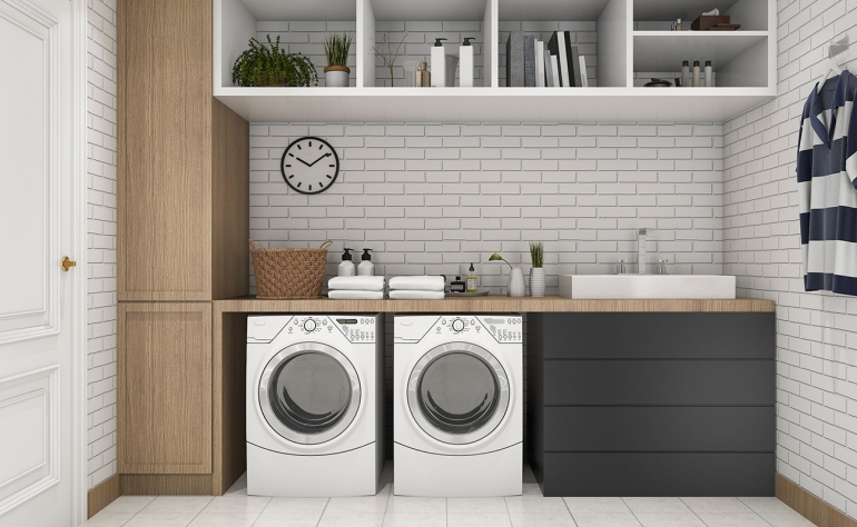 laundry renovations northern beaches
