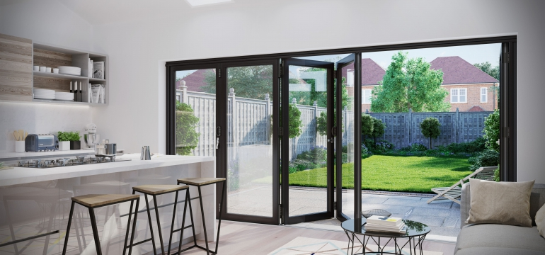 To help find the right aluminium bi-fold windows for installation in your home, use the following five tips: