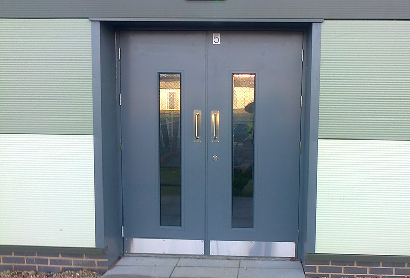 The security doors are first line of defense. They are great investments to safeguard homes or offices.