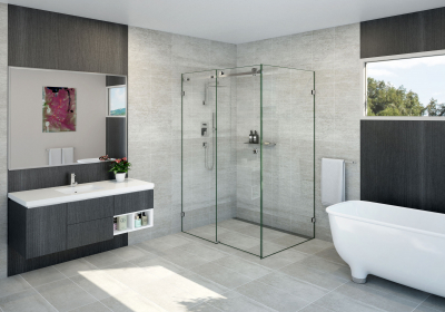 bathroom shower screens sydney