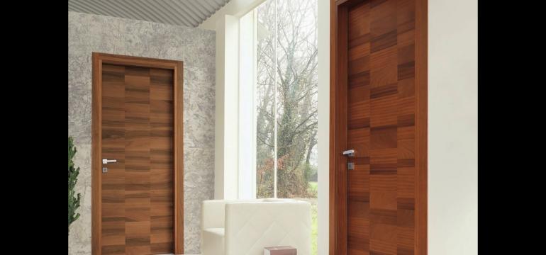 1 Panel Timber Internal Doors