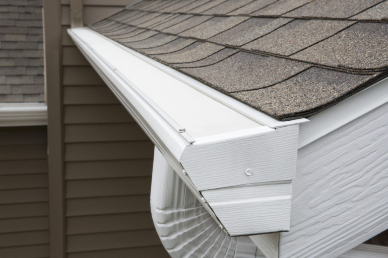 With gutter guard installation, your gutters and downspouts are protected from debris. This mechanism enables you to spend less time and money cleaning them.