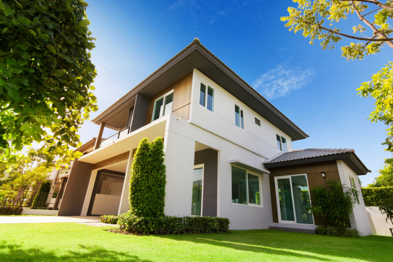 high end house builders