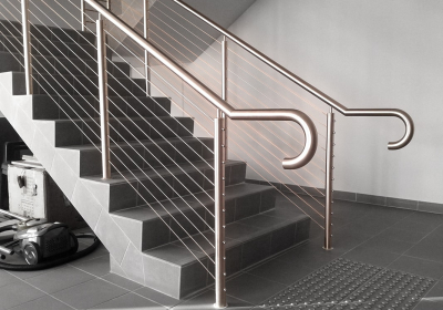 stainless steel handrails in Sydney
