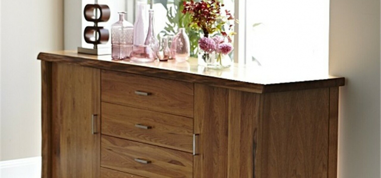 solid timber sideboard