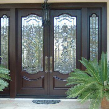 Triple Glazed Entry Doors