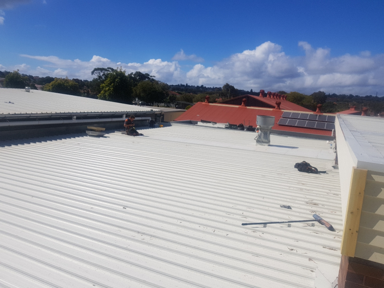 Roof Replacement Mona Vale