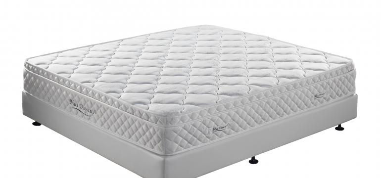Latex double mattress