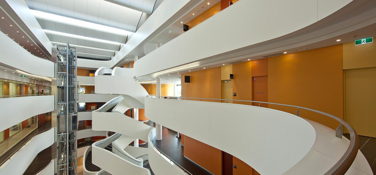 commercial interiors in Sydney